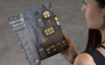 5 ideas de folletos publicitarios para Halloween